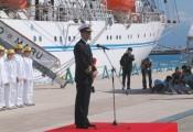 練習帆船「海王丸」寄港イベント