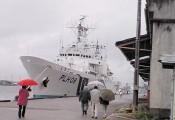海上保安部のと体験乗船