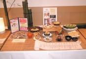 シロエビ美食会 料理展示